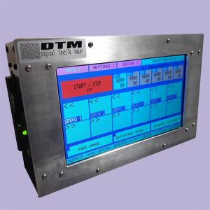 DTM-AQTRONIC Digital Textile Maker