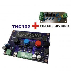 THC PLASMA CNC AQTRONIC THC102 PCB