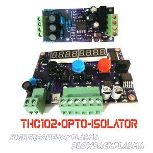 THC PLASMA CNC AQTRONIC THC102 + AV126 Plasma Voltage Opto-isolator
